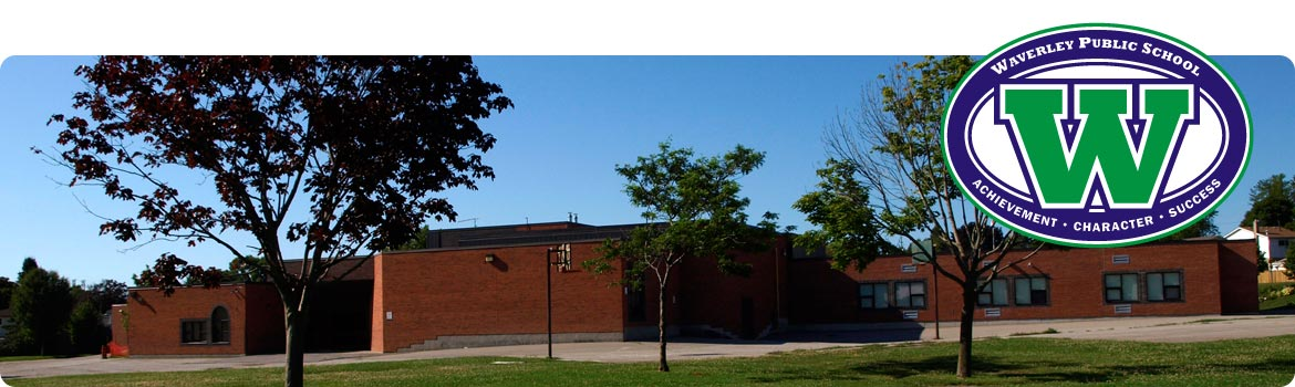 Picture of north side of school